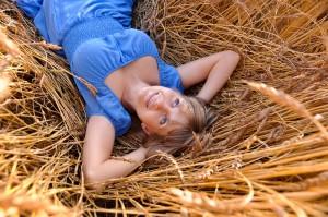 Femme libre penser joie vivre change vie abondance