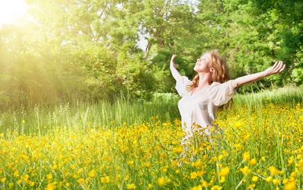 changer vie stress burnous joie abondance