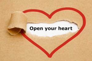 Ouvrir son coeur et surtout l'écouter